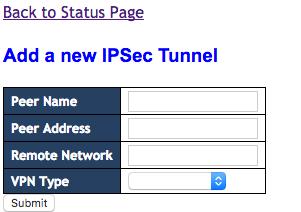 Juniper SRX IKE/IPSec Remote Monitor